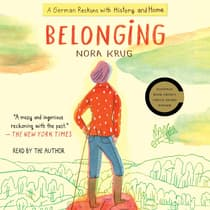 Belonging by Nora Krug audiobook