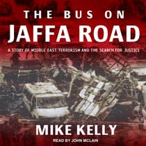 Bus on Jaffa Road by Mike Kelly audiobook