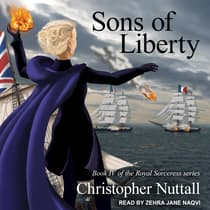 Sons of Liberty by Christopher Nuttall audiobook