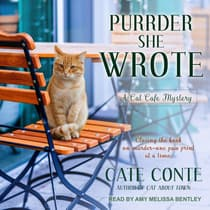 Purrder She Wrote by Cate Conte audiobook