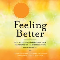 Feeling Better by Cindy Goodman Stulberg, DCS, CPsych audiobook