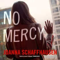 No Mercy by Joanna Schaffhausen audiobook