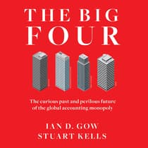 The Big Four by Ian D. Gow audiobook