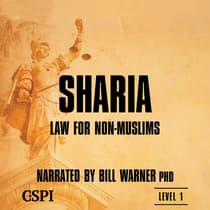 Sharia Law for Non-Muslims by Bill Warner audiobook