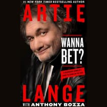 Wanna Bet? by Artie Lang audiobook