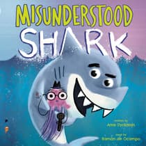 Misunderstood Shark by Ame Dyckman audiobook