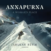 Annapurna by Arlene Blum audiobook