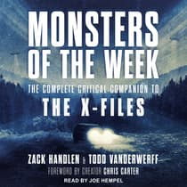 Monsters of the Week by Zack Handlen audiobook
