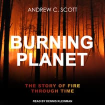 Burning Planet by Andrew C. Scott audiobook