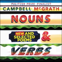 Nouns & Verbs by Campbell McGrath audiobook