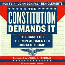 The Constitution Demands It by John Bonifaz audiobook