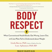 Body Respect by Lucy  Aphramor audiobook