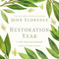 Restoration Year by John Eldredge audiobook