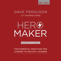 Hero Maker by Dave Ferguson audiobook