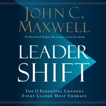 Leadershift by John C. Maxwell audiobook
