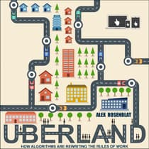 Uberland by Alex Rosenblat audiobook