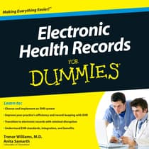 Electronic Health Records for Dummies by Trenor Williams audiobook
