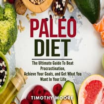 Paleo Diet by Timothy Moore audiobook