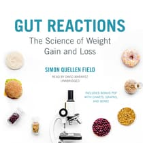 Gut Reactions by Simon Quellen Field audiobook