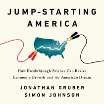 Jump-Starting America by Jonathan Gruber audiobook