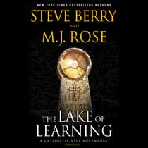 The Lake of Learning by Steve Berry audiobook