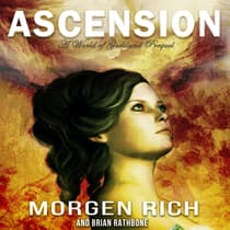 Ascension by Brian Rathbone audiobook