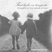 That Looks On Tempests by Barbie Robinson audiobook