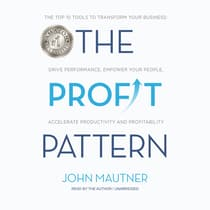 The Profit Pattern by John Mautner audiobook