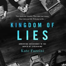 Kingdom of Lies by Kate Fazzini audiobook