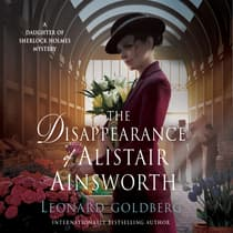 The Disappearance of Alistair Ainsworth by Leonard Goldberg audiobook
