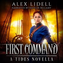 First Command by Alex Lidell audiobook