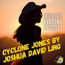 Cyclone Jones by Joshua David Ling audiobook
