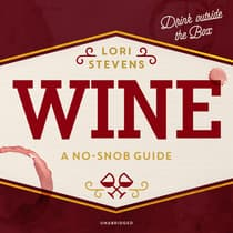 Wine by Lori Stevens audiobook