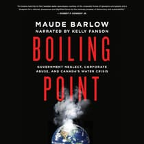 Boiling Point by Maude Barlow audiobook
