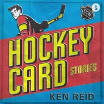 Hockey Card Stories (Booktrack Edition) by Ken Reid audiobook