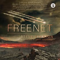 Freenet (Booktrack Edition) by Steve Stanton audiobook