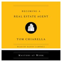 Becoming a Real Estate Agent by Tom Chiarella audiobook