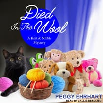 Died in the Wool by Peggy Ehrhart audiobook