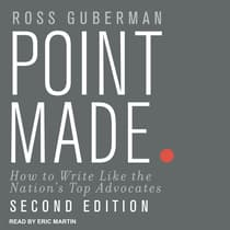 Point Made by Ross Guberman audiobook