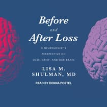 Before and After Loss by Lisa M. Shulman audiobook
