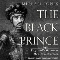 The Black Prince by Michael Jones audiobook