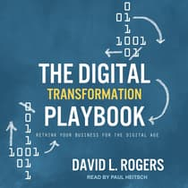The Digital Transformation Playbook by David L. Rogers audiobook