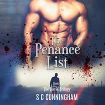 The Penance List by S C Cunningham audiobook