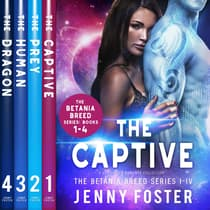 Betania Breed Series, The: Books 1-4 by Jenny Foster audiobook