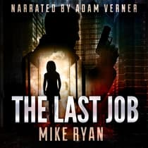 The Last Job by Mike Ryan audiobook