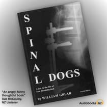 SPINAL DOGS by William Gruar audiobook