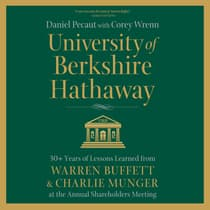 University of Berkshire Hathaway by Daniel Pecaut audiobook