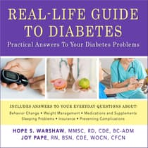 Real-Life Guide to Diabetes by Hope S. Warshaw audiobook