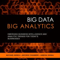 Big Data, Big Analytics by Michael Minelli audiobook