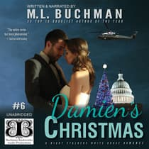 Damien's Christmas by M. L. Buchman audiobook